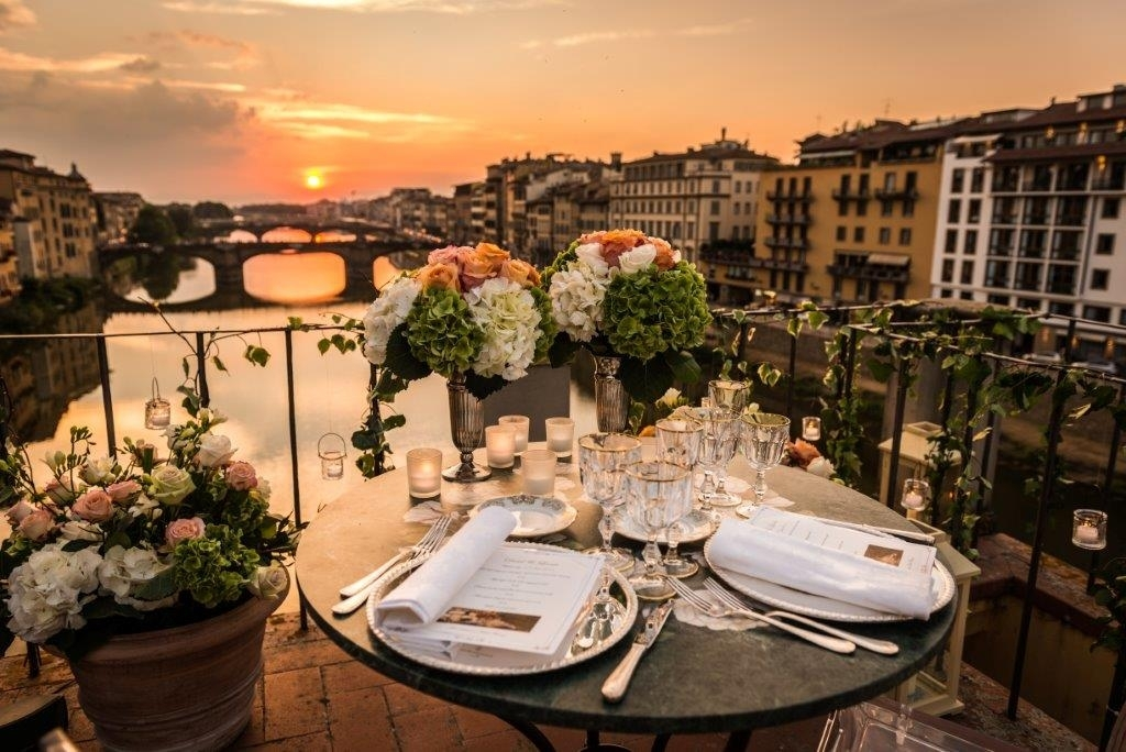 Beautiful Cena In Terrazza Gallery - Amazing Design Ideas 2018 ...